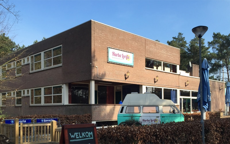 Schoolkamp in Valkenswaard