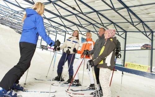 skiën schoolreisje