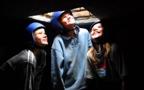 speleologie grot