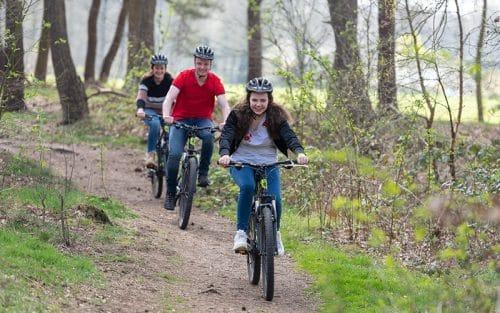 mountainbiken voor scholen